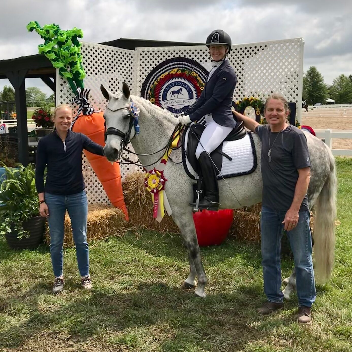 Read more about the article The Road to the National Dressage Pony Cup
